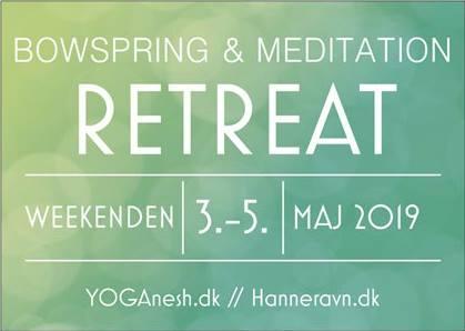 bowspring & meditation retreat